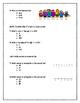 Second Grade SAT-10 Math Practice Test