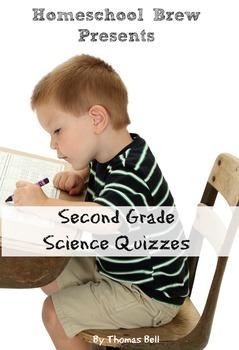 Second Grade Science Quizzes