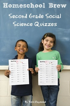 Second Grade Social Science Quizzes