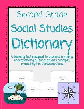 Second Grade Social Studies Dictionary