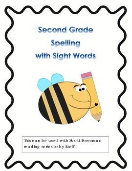 Second Grade Spelling Program