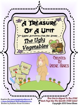 Treasures ~ A Treasure Of A Unit For 2nd Grade: The Ugly V