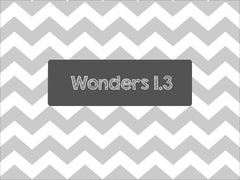 Second Grade Wonders Unit 1 Week 3 Spelling Words
