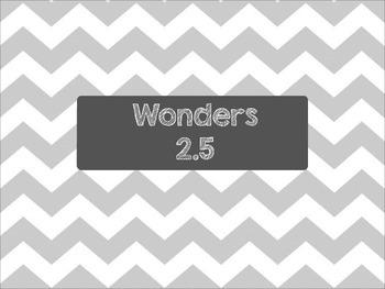 Second Grade Wonders Unit 2 Week 5 Spelling Words