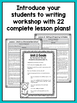 Second Grade Personal Narrative Writing Lessons {2nd Gr Wr