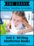 Second Grade Informational Writing Lessons {2nd Grade Writ