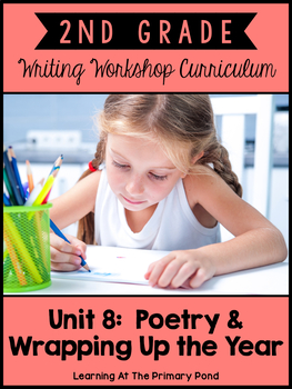 Second Grade Poetry Writing Lessons {2nd Grade Writing Wor