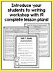 Second Grade Opinion Writing Lessons {2nd Grade Writing Wo