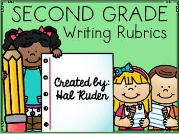 Second Grade Writing Rubrics