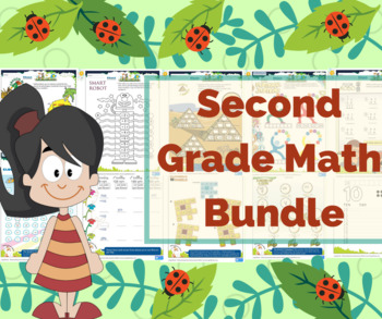 Second grade math / 2nd grade math workheets - Math Center