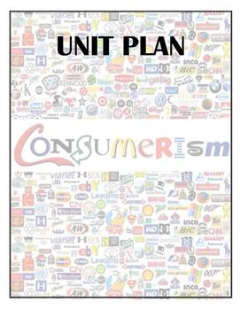 Secondary 5 ESL unit - Consumerism