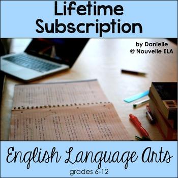 Secondary ELA Resources Lifetime Subscription