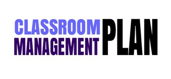Secondary classroom management plan