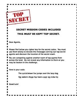 Secret Agent Code Breaking Game