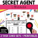Secret Agent: L-Blends