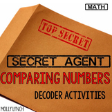 Secret Agent: Comparing Numbers