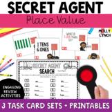 Secret Agent: Place Value