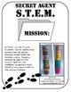 Secret Agent STEM STEAM Mission: Don't Let the Cookie Crumble