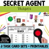 Secret Agent: Shapes
