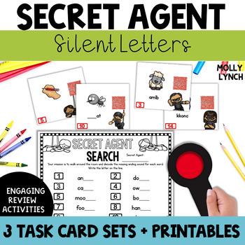 Secret Agent: Silent Letters