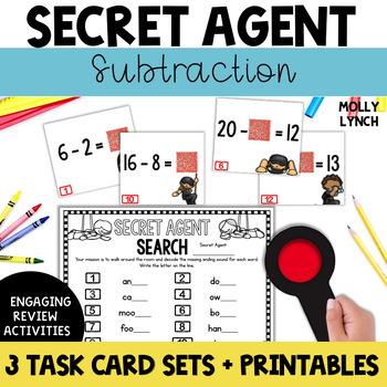 Secret Agent: Subtraction