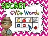 Secret CVCe Words