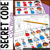 Secret Code CVC Words