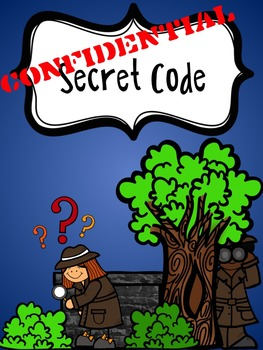 Secret Code Sight Word Practice - Fry First 100 Words & Se