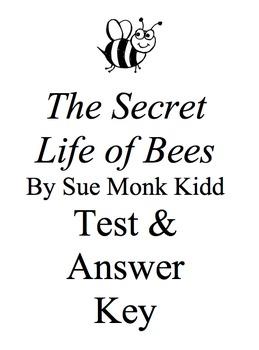 Secret Life of Bees Test
