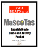 The Secret Life of Pets Spanish Movie Guide and Activity Packet