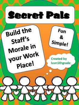 Secret Pals: September