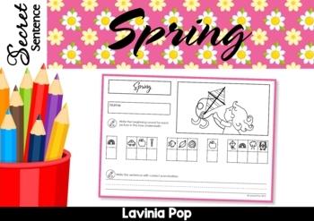 Spring Secret Sentence
