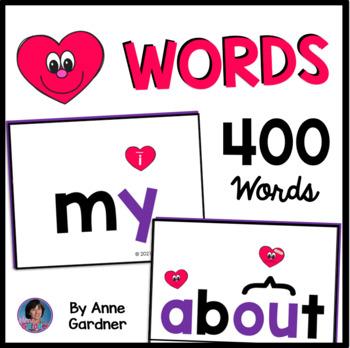Secret Sight Words with Codes for Long Vowels, Short Vowel