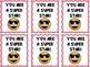 Secret Student Compliment Cards #kindnessnation