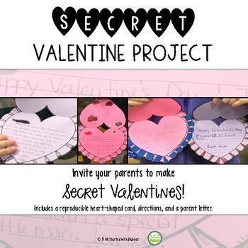 Secret Valentine Project