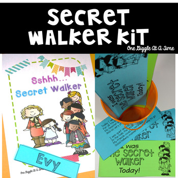 Secret Walker Kit