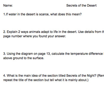 Secrets of the Desert by Kath Murdock and Stephen Ray