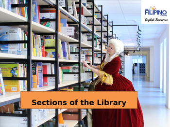 Sections of a Library