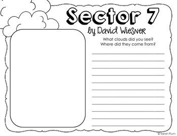Sector 7 by David Wiesner - Reader's Response