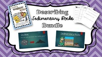 Describing Sedimentary Rocks Bundle