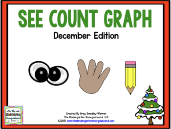 See Count Graph: Winter Edition!  A Common Core Math & Gra