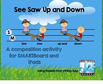 See Saw Composition Project for SMARTBoard and iPads (via