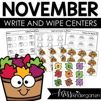 See & Stamp {November}