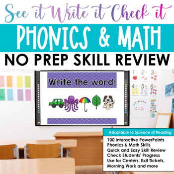 See it. Write it. - The Growing Bundle
