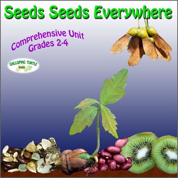 Seeds Seeds Everywhere - Comphrensive Unit