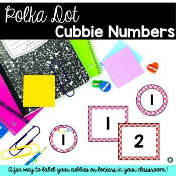 Seeing Spots - Cubbie Numbers
