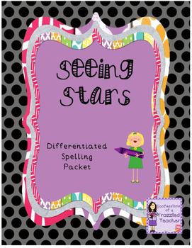 Seeing Stars Differentiated Spelling (Scott Foresman Readi