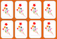 Seeing Stars STAR WORDS (sets 1-6) MATCHING GAME-Sentence Format