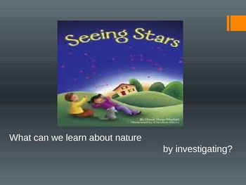 Seeing Stars Vocabulary Powerpoint