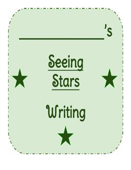 Seeing Stars Writing Pack
